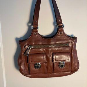 MARC JACOBS Collection Brown Purse Handbag